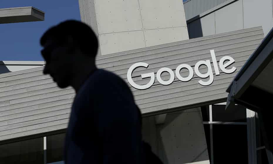 The Google campus in Mountain View, California ... 'Google's left bias has created a politically correct monoculture.'