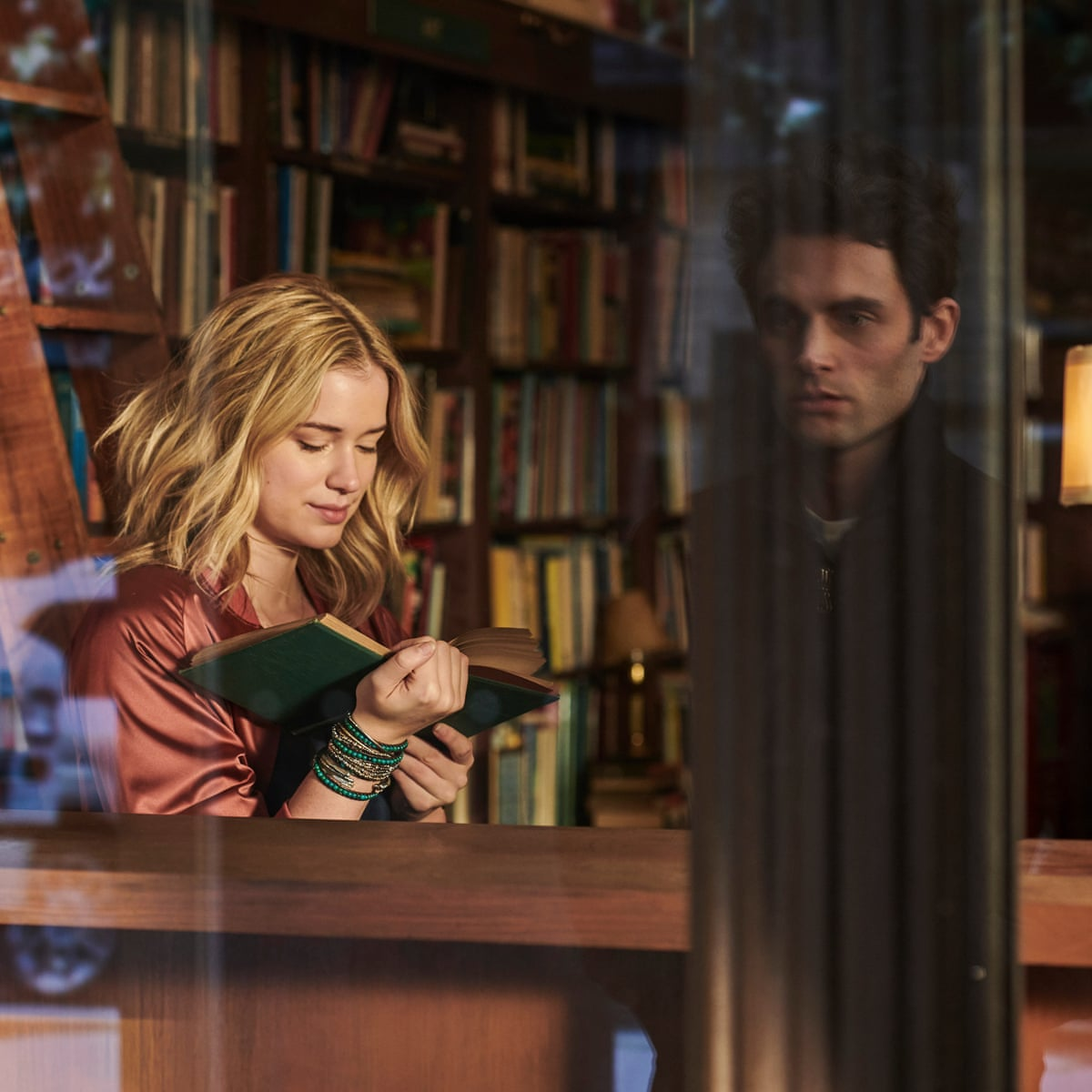 You: the stalker show that will make you delete your social media |  Television | The Guardian