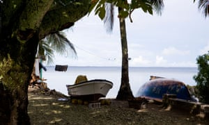 Marshall Islands drought
