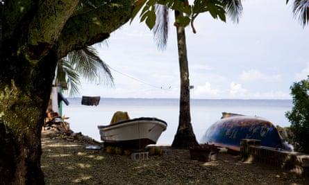 Marshall Islands drought