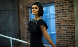 Sophia Amoruso, whose book #Girlboss has been fictionalised for Netflix, minus the hashtag.