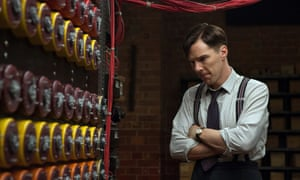 We <em>made</em> you. And this is how you treat us? ... Alan Turing (played by Benedict Cumberbatch) in The Imitation Game.