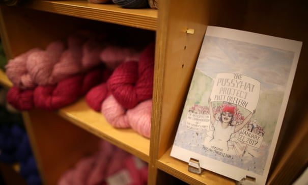 Knitting website's war on Trump forces crafting community to confront racism | Knitting | The Guardian