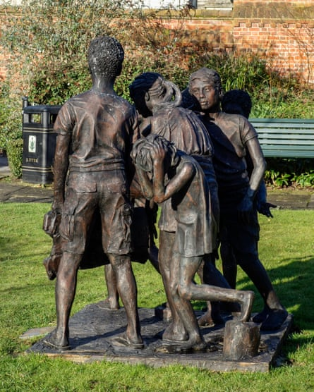 The Children of Calais by Ian Wolter.