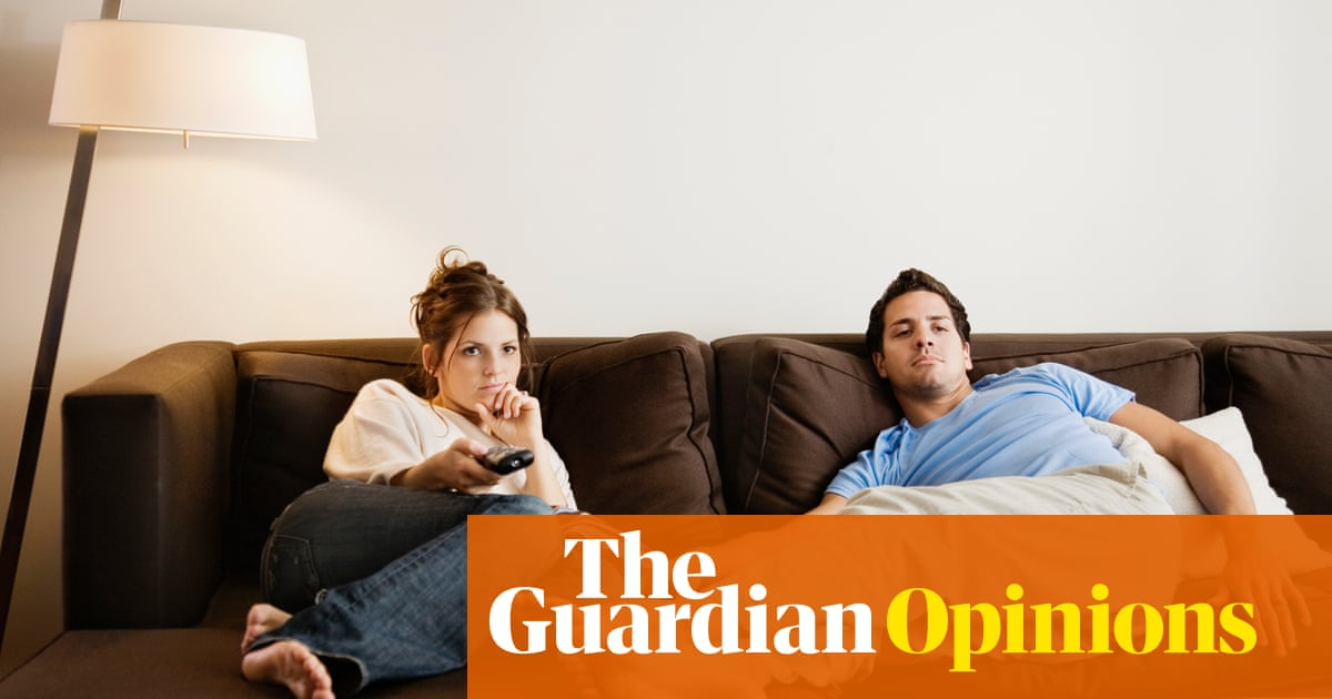 Is Netflix killing sex, stopping us having babies – or neither? | Arwa Mahdawi