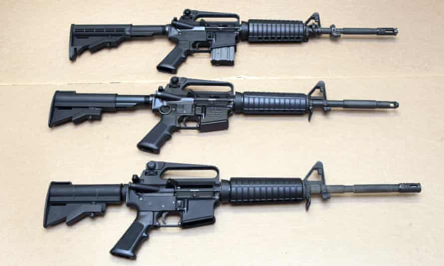 Connecticut-based Colt said it was suspending production of its version of the AR-15 for the civilian market.