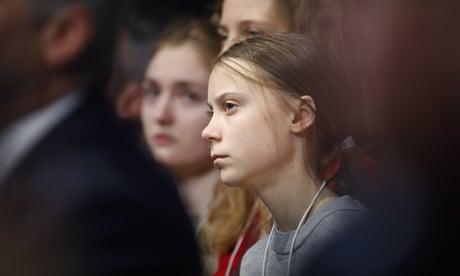 Davos 2020: Greta demands climate action but Trump blasts pessimists - live news