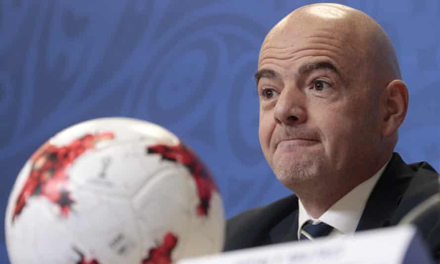 Gianni Infantino has admitted €500,000 of support from Uefa but senior Uefa sources have told the Guardian the total figure was approximately €1m.