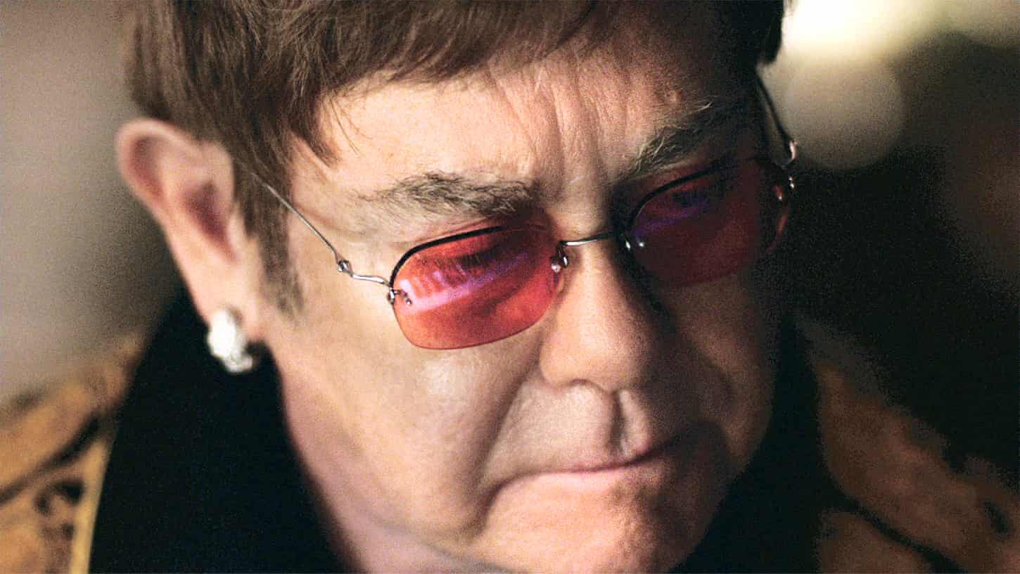 Me by Elton John review – hilariously self-lacerating