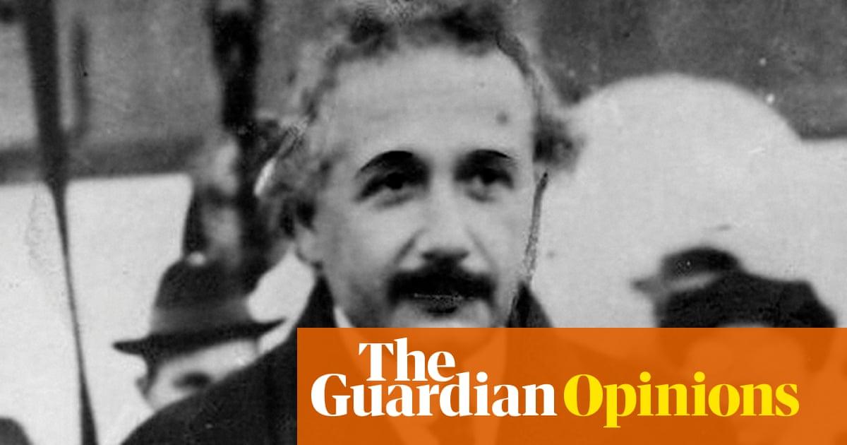 The Guardian View On Albert Einstein Free Thinking And Hidebound