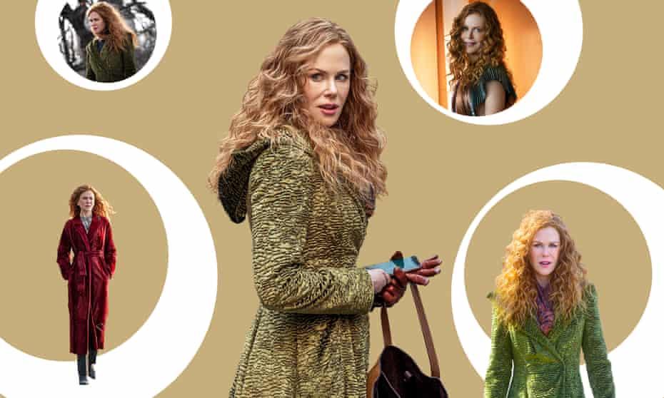 Nicole Kidman in the HBO drama The Undoing