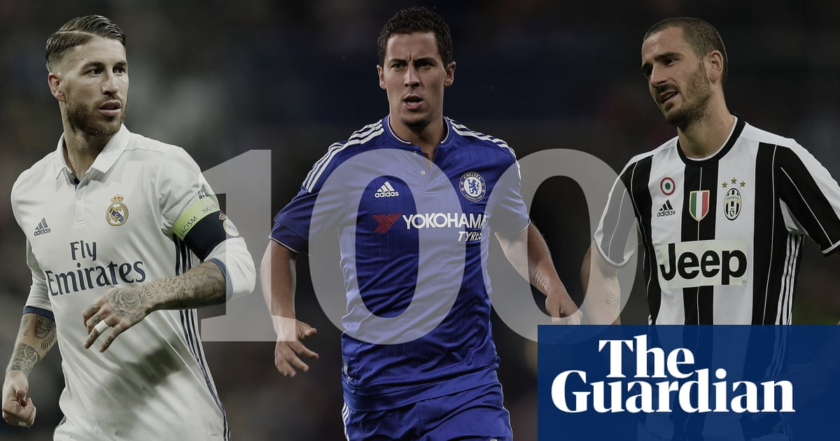 The 100 Best Footballers In The World 2016 Interactive