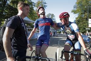 British para-cyclist David Stone
