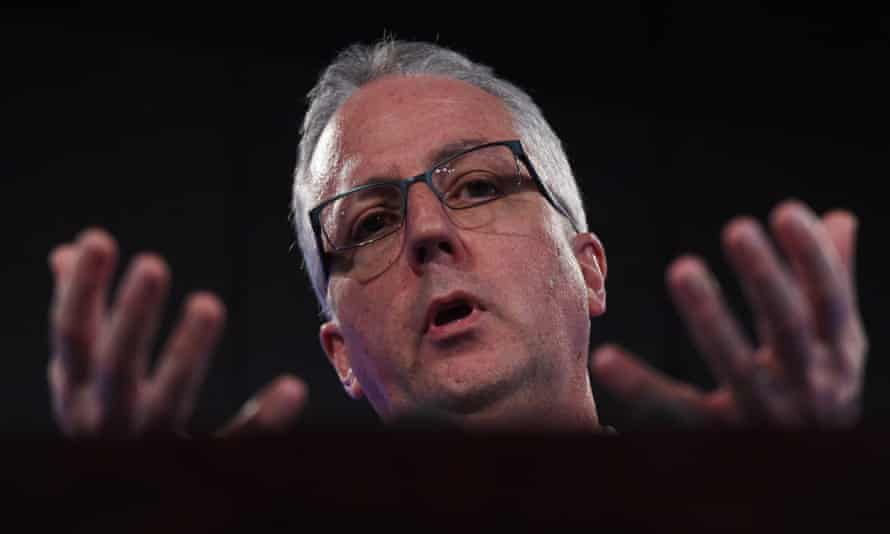 Speaking at the National Press Club, ABC's managing director, Mark Scott, said it was up to the Turnbull government to make up for the repeated Abbott-era cuts.