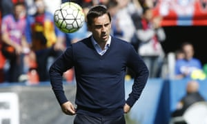 'I have no defence,' said Gary Neville after Valencia's 1-0 defeat by Levante.