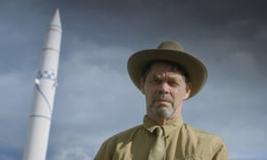 'How did we not blow each other up?' ... Rich Hall's Red Menace asks all the biggest questions about the Cold War.