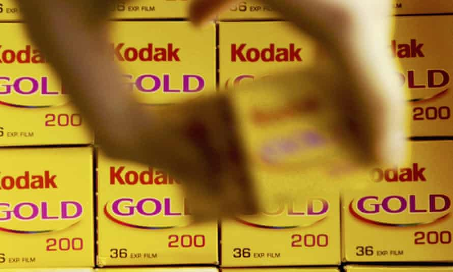 In 2012, Kodak declared bankruptcy, a casualty of the digital revolution.