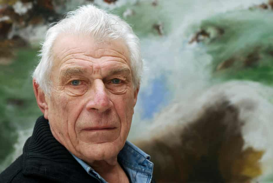 'Being aware has nothing to do with being a navigator': John Berger, photographed in 2009.