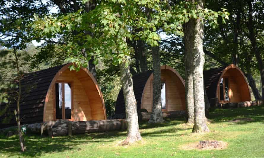 Ravenglass Camping & Caravanning Club Site, Cumbria
