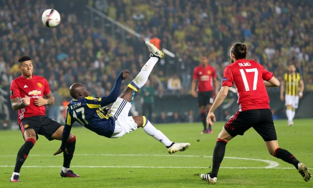 Image result for manchester united fenerbahce sow