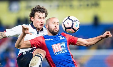 Newcastle pushing for Andros Townsend loan from Crystal Palace