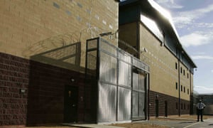 Colnbrook immigration removal centre