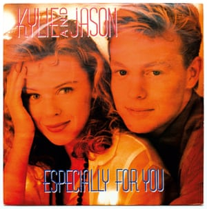 Kylie and Jason … No 1 in the UK, Ireland, Greece and Belgium. Only No 2 in Australia.