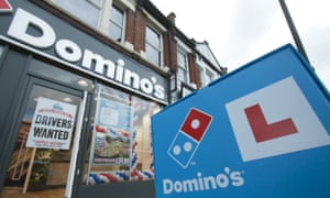Dominos Sells More Than 500000 Pizzas In Record Uk Trading