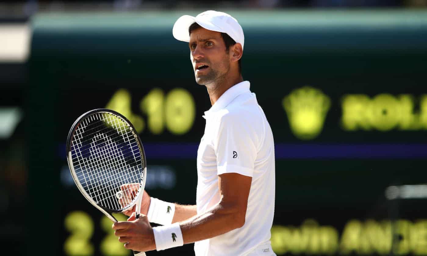 Wimbledon - cover