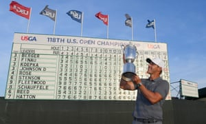 Brooks Koepka is US Open champion once again.