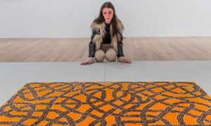 Designers take rugs from the floor to the catwalk | Fashion