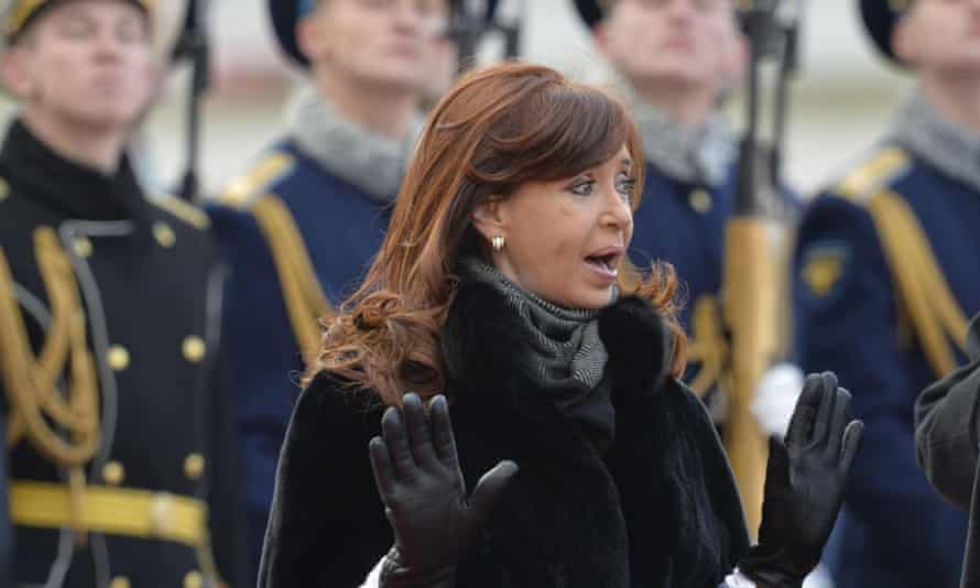 Fernández at first claimed that Nisman's death was a suicide, then stated that he was most likely killed by rogue elements in the secret service who were plotting against her.