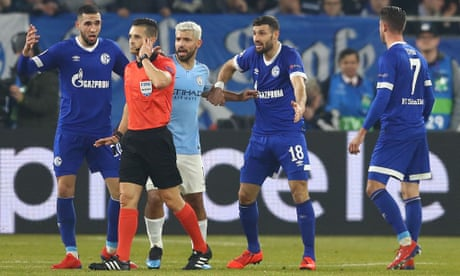 VAR brings drama – it enhanced the occasion at Schalke