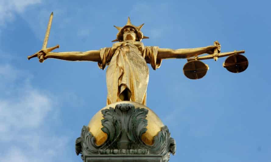 Lady Justice, Central Criminal Court