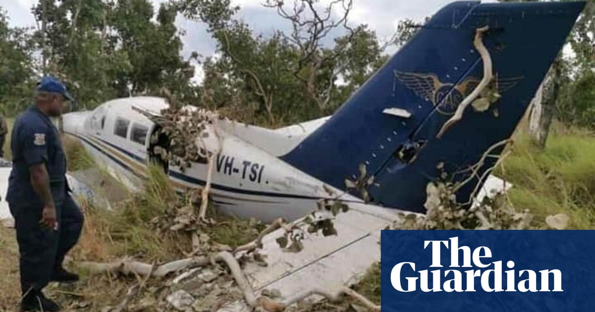 PNG's biggest drug bust: the plane crash the dead man and the half tonne of cocaine – The Guardian