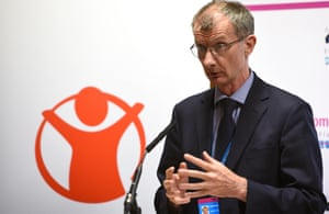 Save the Children Chief Executive Kevin Watkins said the G20 debt initiative was 'an exercise in sleepwalking'.