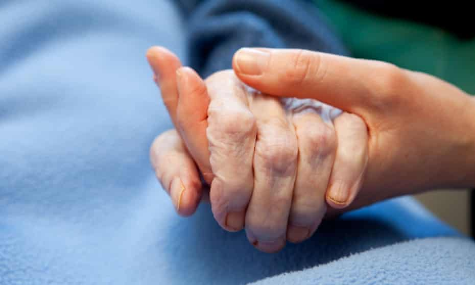 Euthanasia by doctors is legal in Belgium