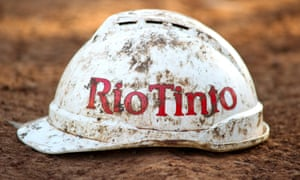 Rio Tinto said the executives 'failed to maintain the standards expected of them under our global code of conduct'.
