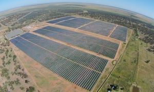 Billion dollar solar farm and battery project will be 'significant stimulus' for South Australia.