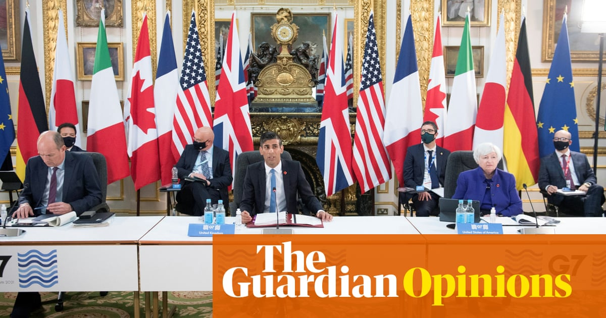 If we really are a 'global Britain' we must keep our commitment to international aid