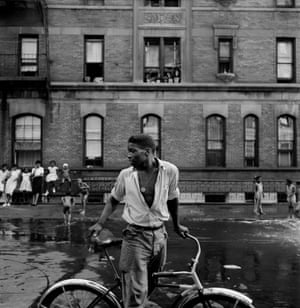 Untitled, Harlem, New York, 1948
