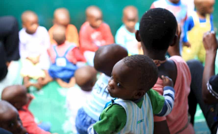 Abandoned children Uganda