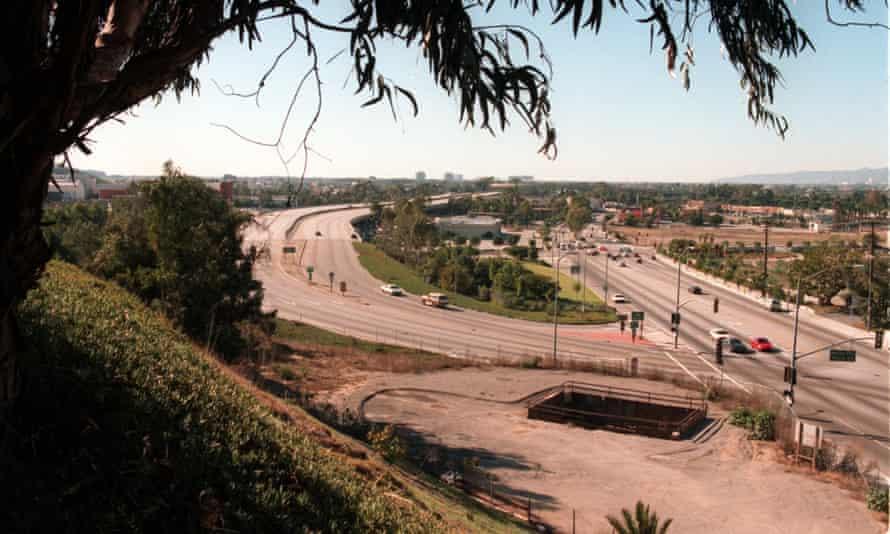 The Marina Freeway.