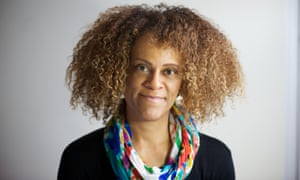 The writer Bernardine Evaristo