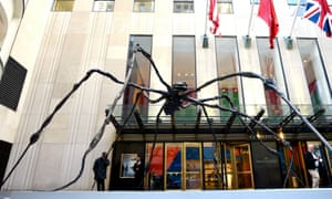 Louise Bourgeois' Spider has an estimate of $25m-$35m.