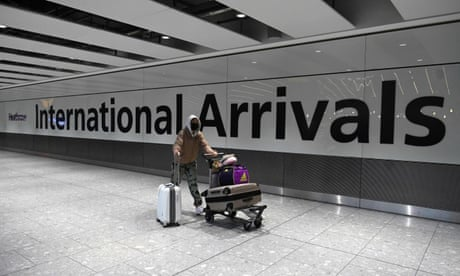 UK Covid news: India added to England's travel red list with rules coming into force at 4am on Friday