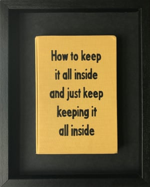 How to Keep It All Inside and Just Keep Keeping it All Inside from Art Therapy by Johan Deckmann