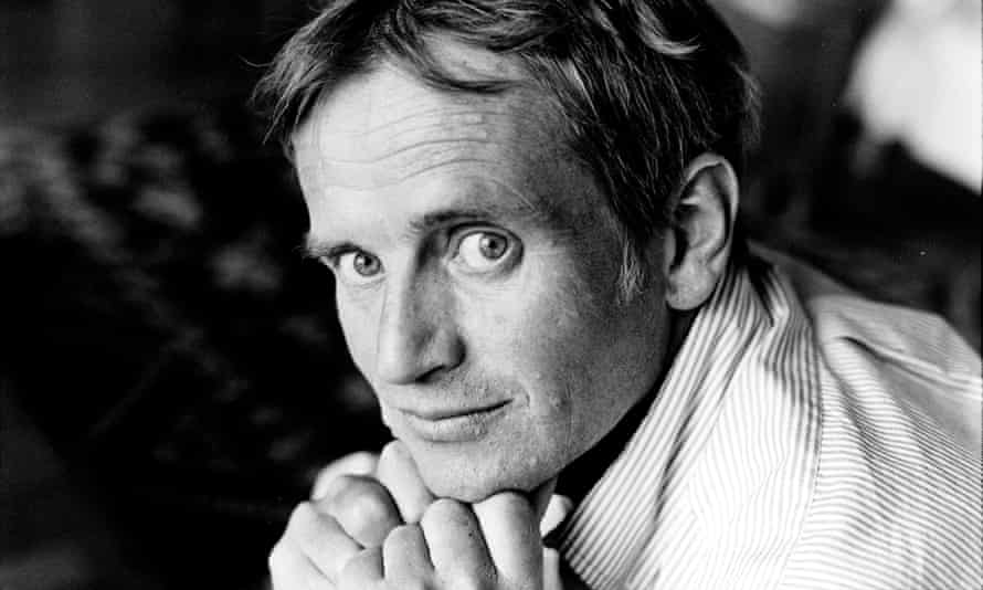 Bruce Chatwin photographed by Jane Bown in June 1987, two years before his death.