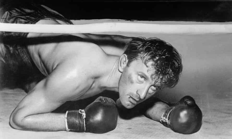 Douglas as Midge Kelly in the 1949 film Champion