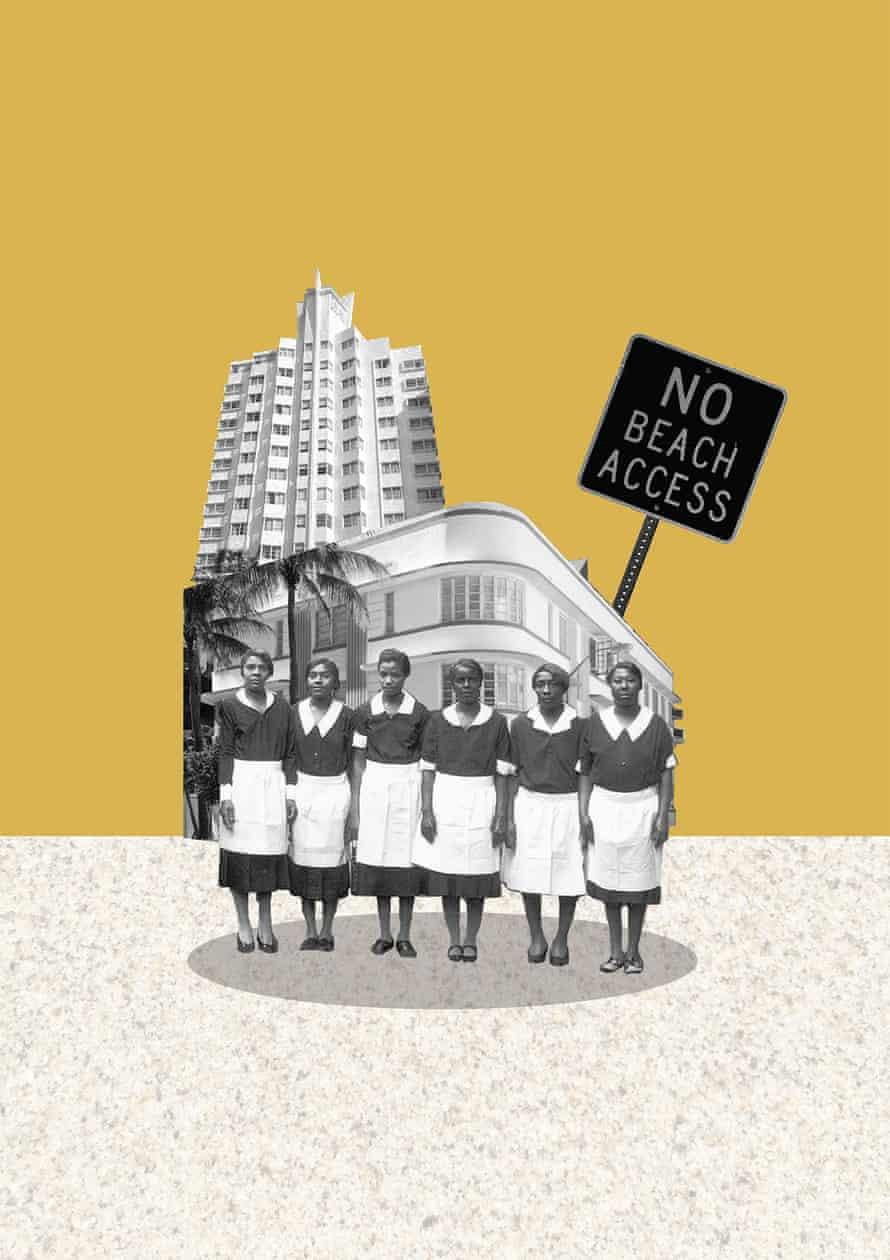 Germane Barnes – No Beach Access, from 2020.